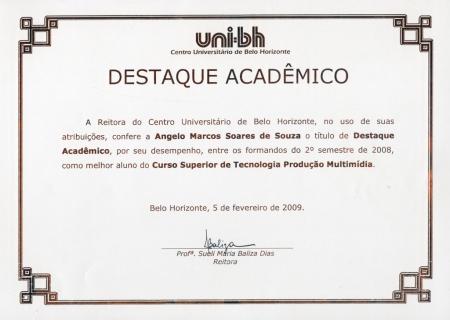 Destaque Acadêmico
