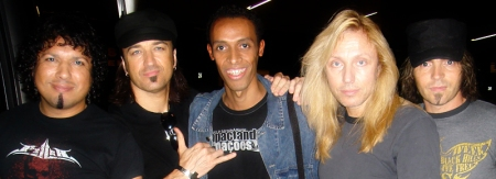 Me and Stryper