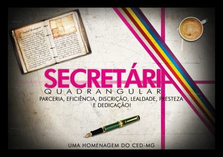 Cartão para Secretárias